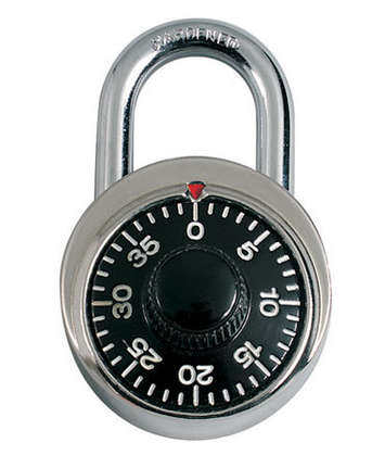 Rothco Combination Lock picture
