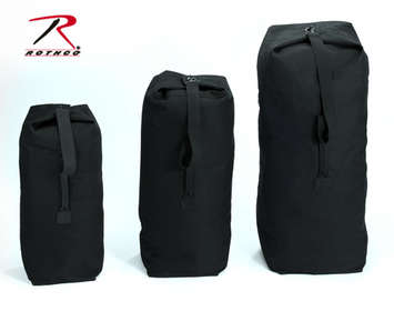Rothco Heavyweight Top Load Canvas Duffle Bag picture 0b77f1616d923