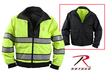 Rothco Reversible Hi-visibility Uniform Jacket picture