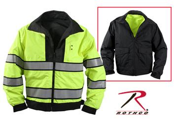 Rothco Reversible Hi-visibility Uniform Jacket picture