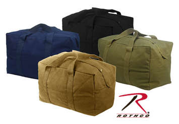 Rothco Canvas Parachute Cargo Bag Picture