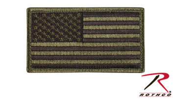 Rothco American Flag Patch picture