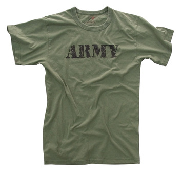 Rothco Vintage 'Army' T-Shirt picture