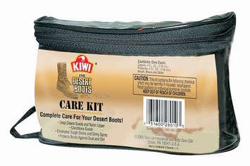 Kiwi Desert Boot Care Kit picture