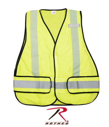 Rothco High Visibility Safety Vest picture