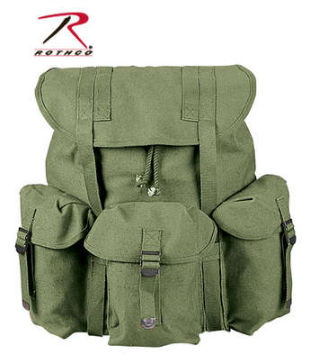 Rothco G.I. Type Heavyweight Mini Alice Pack picture