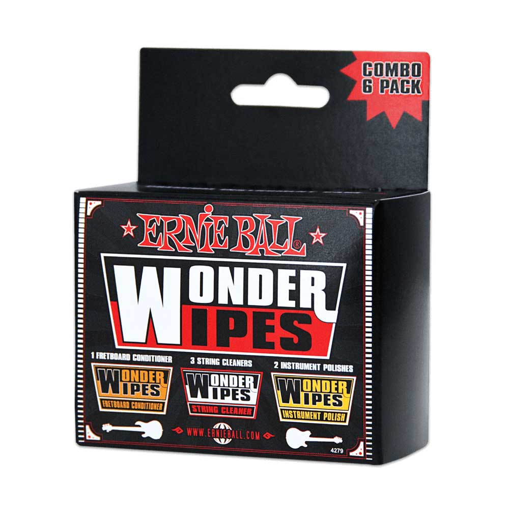 Wonder Wipes Combo 6 pack picture