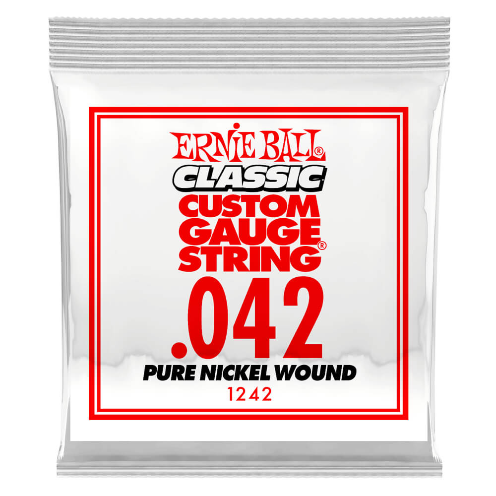 .042 Pure Nickel Wound Electric 6 pack picture