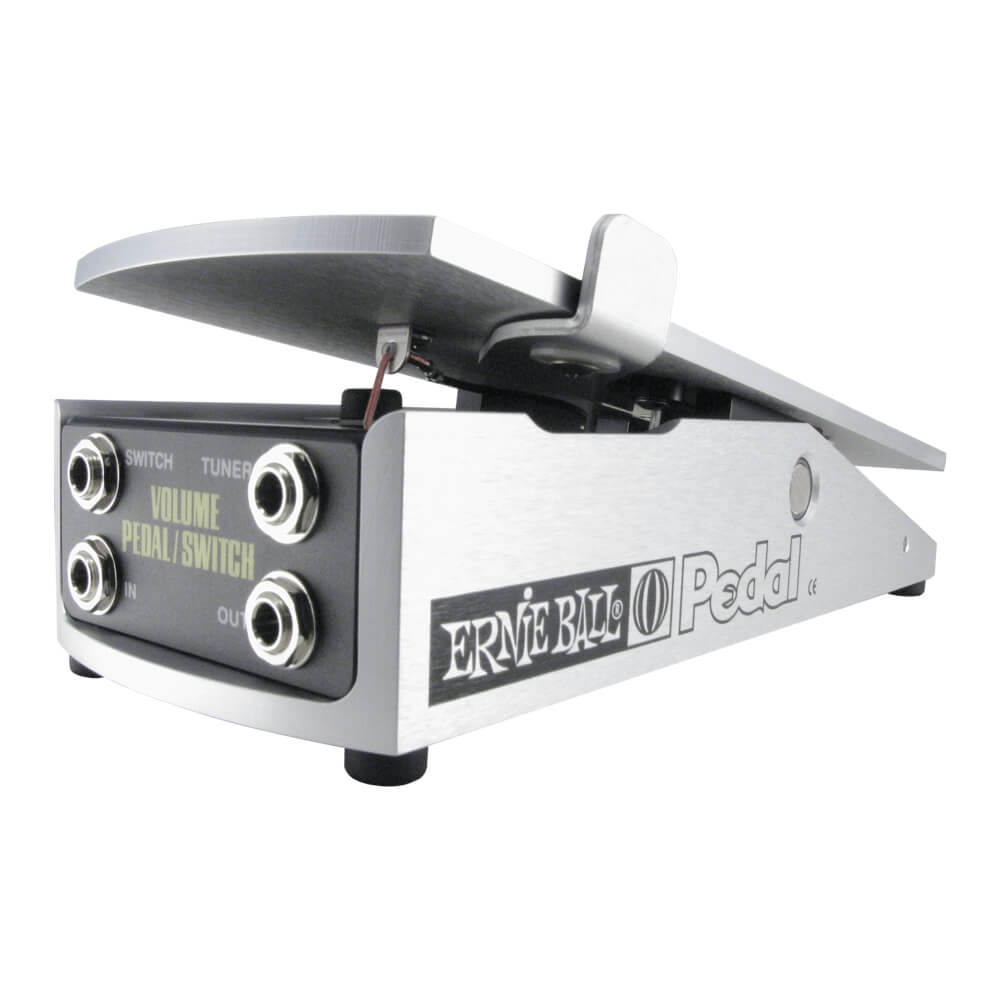 Ernie Ball EB Volume Pedal with Switch 6168
