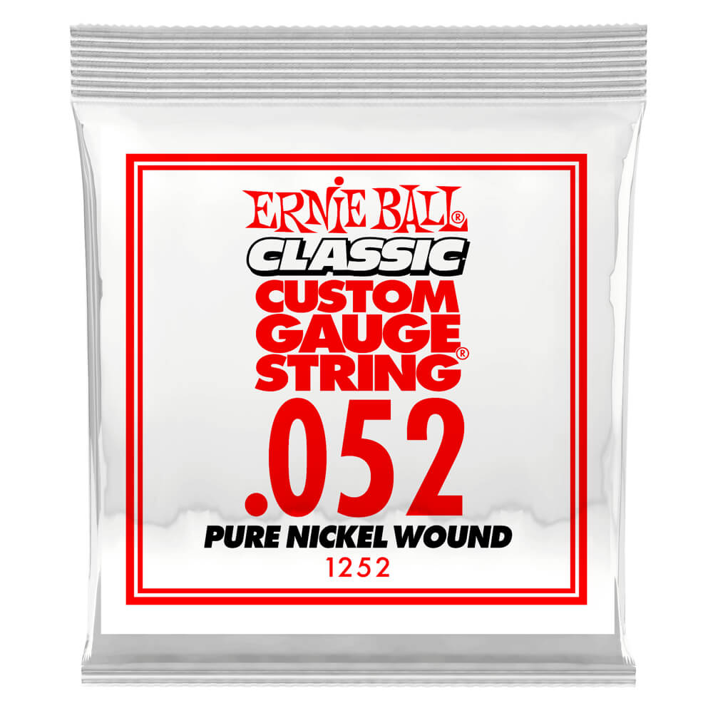 .052 Pure Nickel Wound Electric 6 pack picture