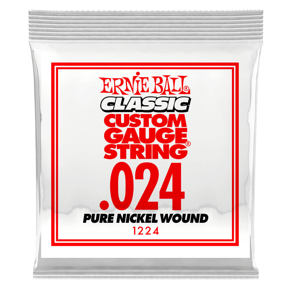 .024 Pure Nickel Wound Electric 6 pack picture
