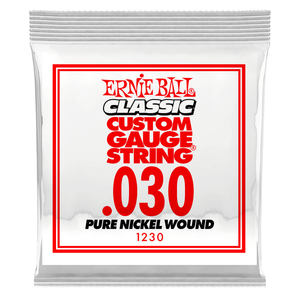 .030 Pure Nickel Wound Electric 6 pack picture