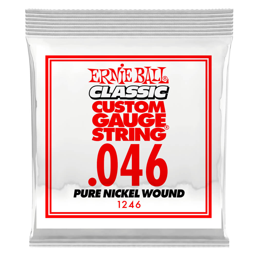 .046 Pure Nickel Wound Electric 6 pack picture