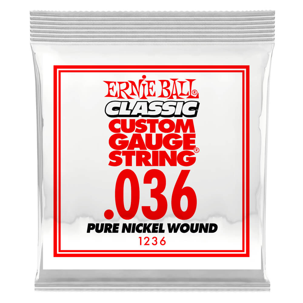 .036 Pure Nickel Wound Electric 6 pack picture