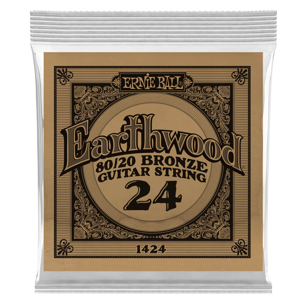 .024 Earthwood Acoustic 80/20 Bronze 6 pack picture