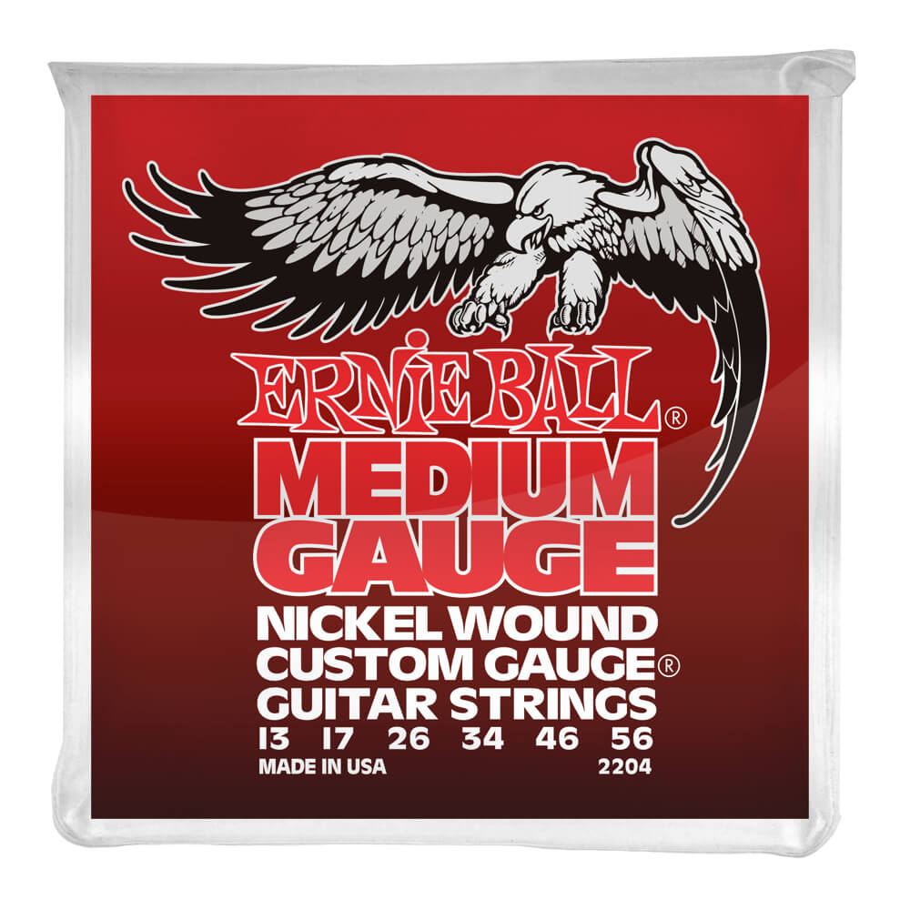 Medium Electric Nickel Wound .013 - .056 w/ wound G picture