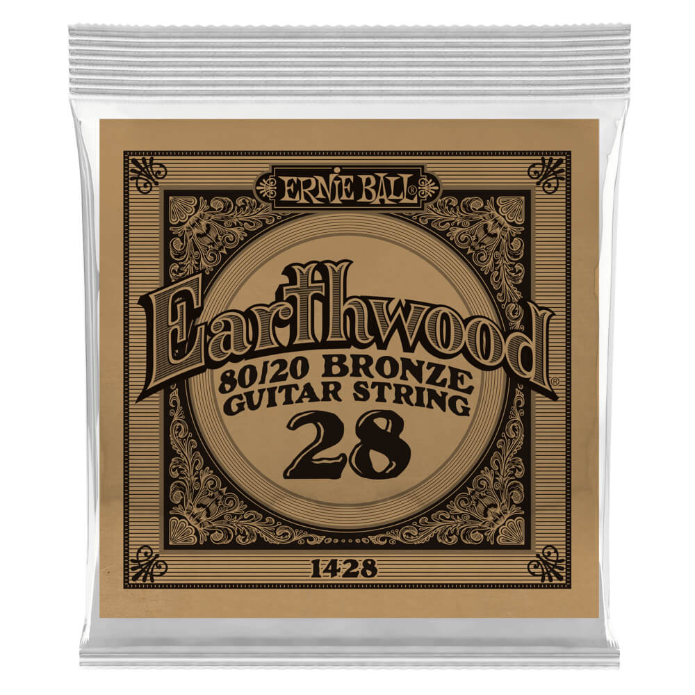 .028 Earthwood Acoustic 80/20 Bronze 6 pack picture