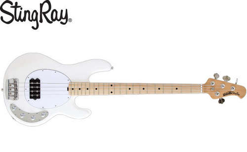 StingRay 4 String / H / White