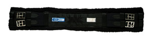 "Lettia Fleece-lined CoolMax Dressage Girth Size 24"" picture"