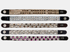 LÉTTIA Bling Leather Bracelet