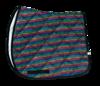 LÉTTIA Printed All-Purpose Saddle Pad - Rainbow Leopard - 1748