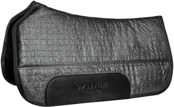 LÉTTIA Sparkle CoolMax® Western Pad in Black picture