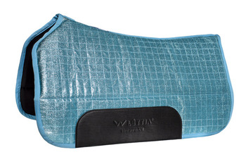 LÉTTIA Sparkle CoolMax® Western Pad in Blue picture