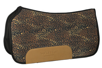 LÉTTIA Collection Western Pads - Leopard  (10003) picture