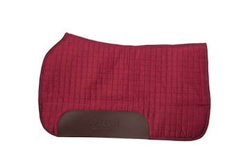 LÉTTIA Collection Western Pads - Burgundy (8501) picture