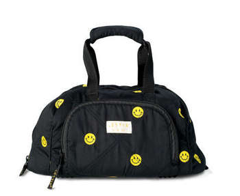 Lettia Smiley Face Helmet Bag picture