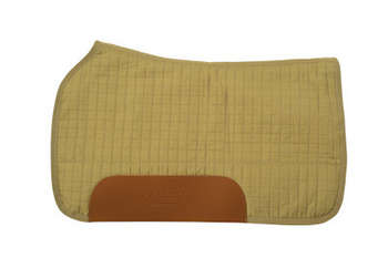 LÉTTIA Collection Western Pads - Tan (8495) picture