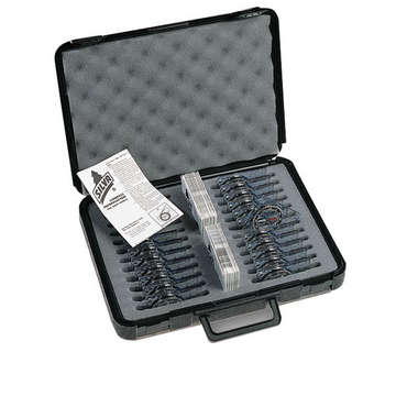 Compass Carrying Case with 24 Polaris compasses