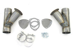 "Exhaust Cut-Out Kit 3"" Pair picture"