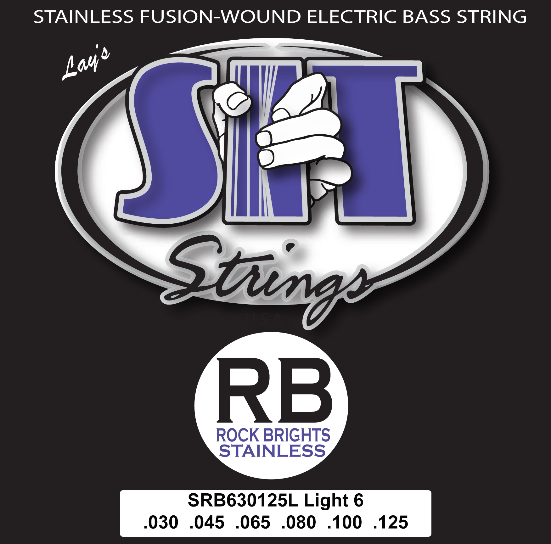 RB Stainless 6-String Light picture
