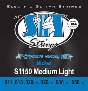 Power Wound Electric Medium-Light picture