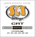 CRT Coated Phosphor Bronze Acoustic Pro Light 11-52