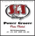 Power Groove Electric Medium-Light