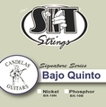 Bajo Quinto 10-String Nickel