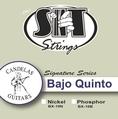 Bajo Quinto 10-String Nickel
