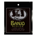 Banjo Stainless Loop 5-String Medium