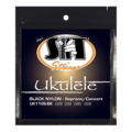 Standard Uke (Black Nylon)