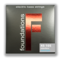 Foundations Stainless Medium Light