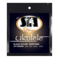 Baritone Uke (Black Nylon)