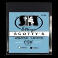 Non-Pedal Lap Steel 8-String E13th