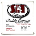Buddy Emmons Signature Series C6th Nickel