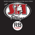 The LowEnd Custom RB Nickel Bass 5-String
