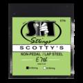 Non-Pedal Lap Steel 6-String E7th