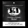 Power Wound Electric 7-String Custom-Light
