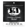 Power Wound Electric Custom Medium