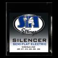 Silencer Semi Flat Electric Rock-N-Roll